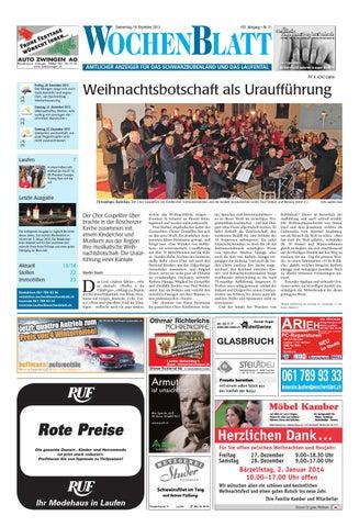 20131219 woz wosanz slim by AZ-Anzeiger - issuu