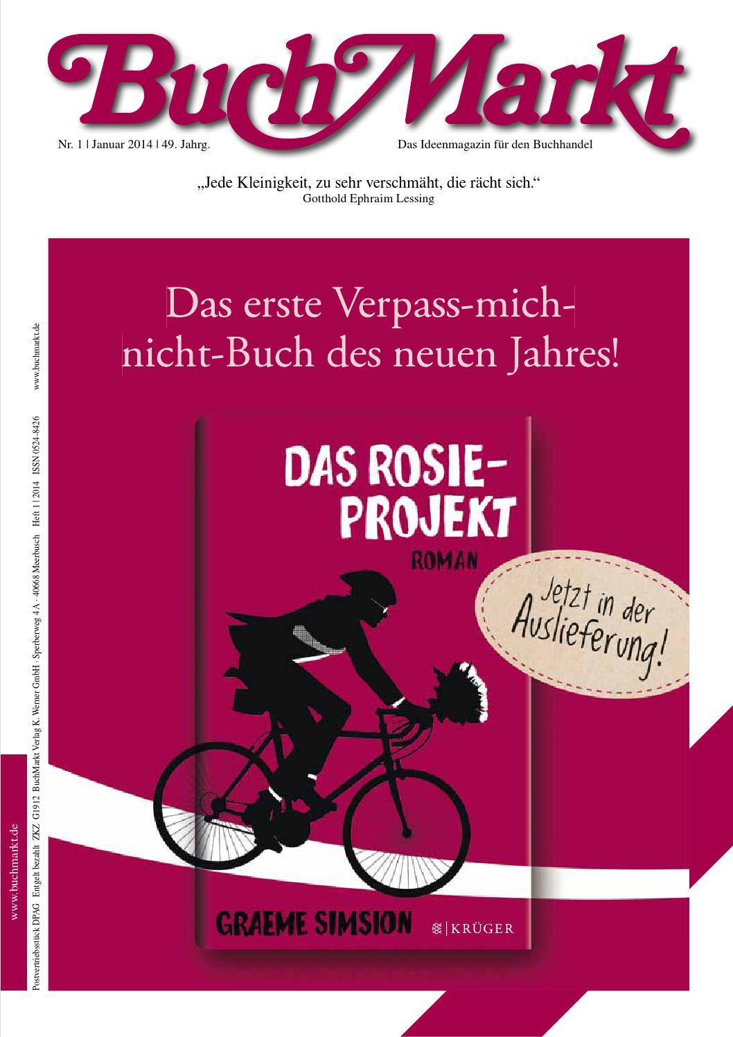 BuchMarkt Anzeigen Januar 2014 by BuchMarkt - issuu