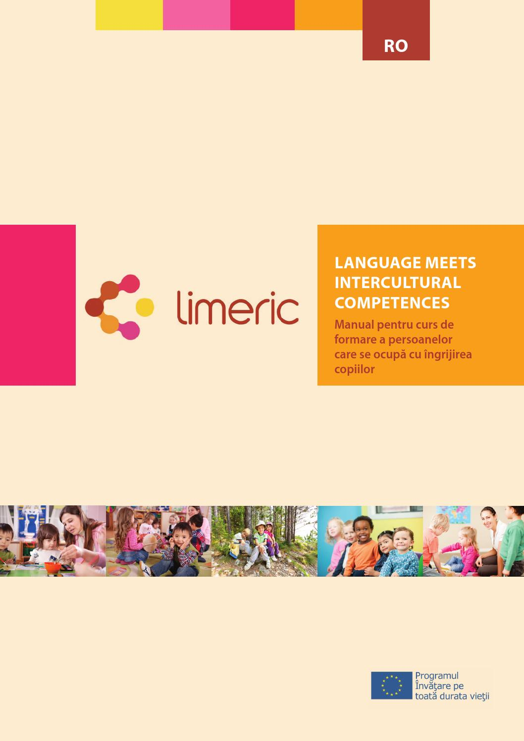 Limeric Handbook Ro By Eda Servizi Issuu It is one of several subcategories to emerge from the study of nonverbal communication. issuu