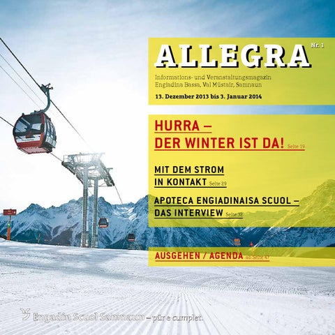 a16d6e40914c Allegra by Tourismus Engadin Scuol Samnaun Val Müstair AG - issuu