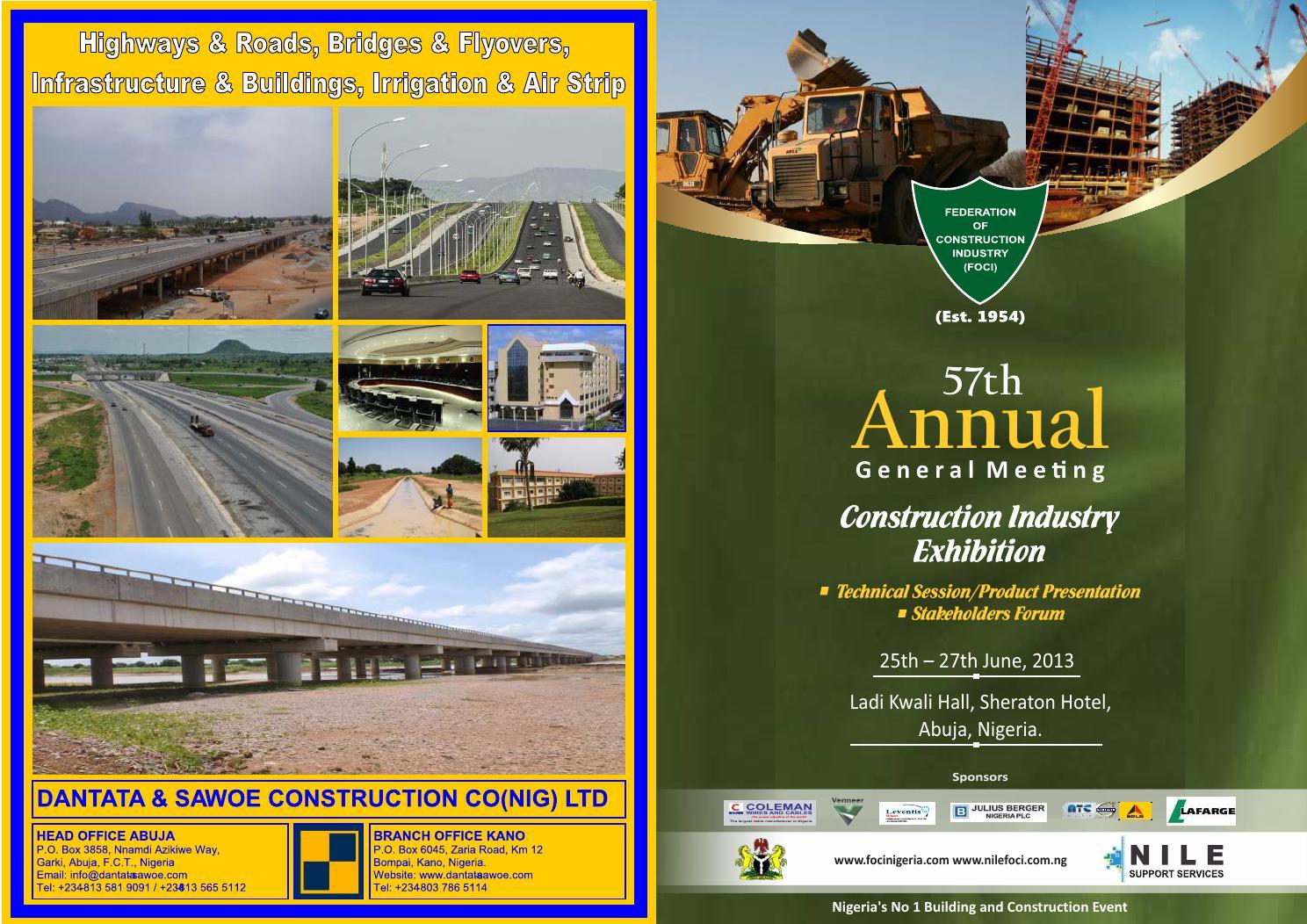 57th foci exhibition brochure by revachi - issuu