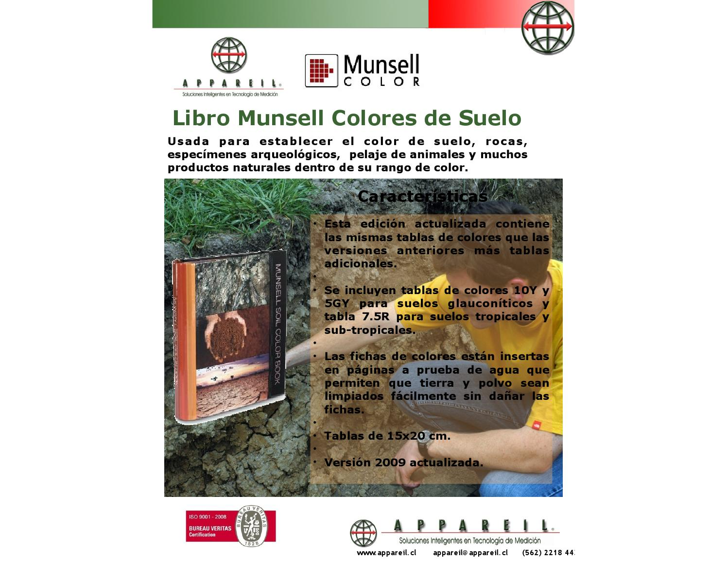 munsell-color-libro-colores-de-suelo-munsell by Juan Francisco Lobos ...