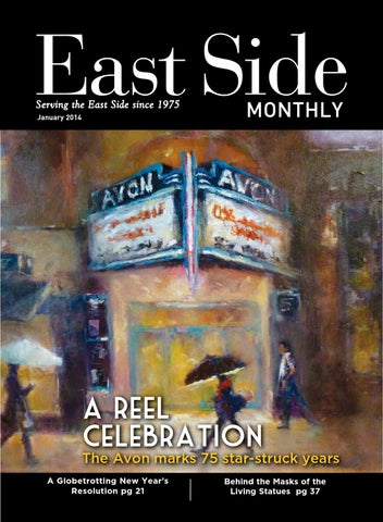 East Side Monthly January 2014 By Providence Media Issuu