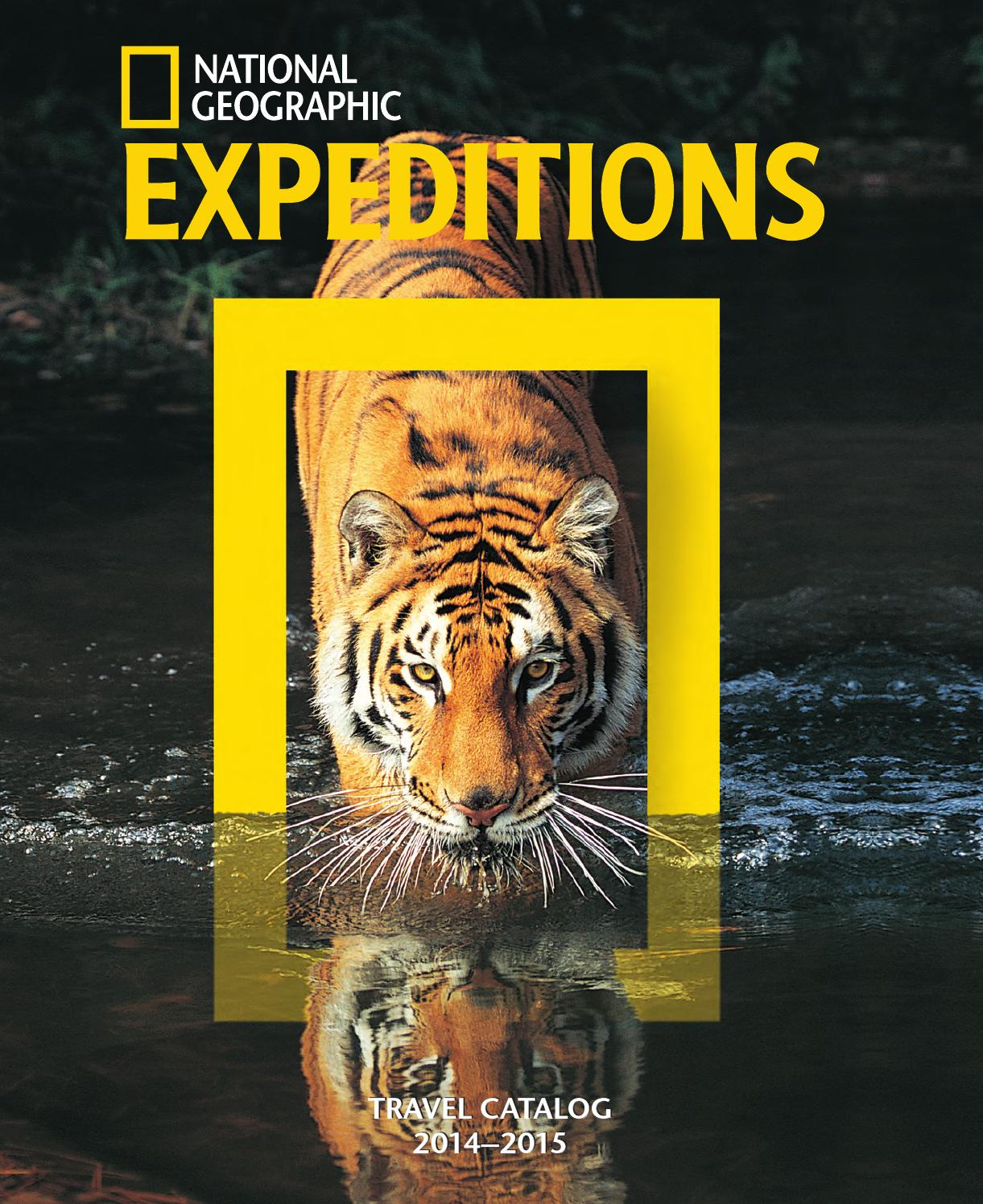 2014-2015 National Geographic Expeditions by National Geographic ...