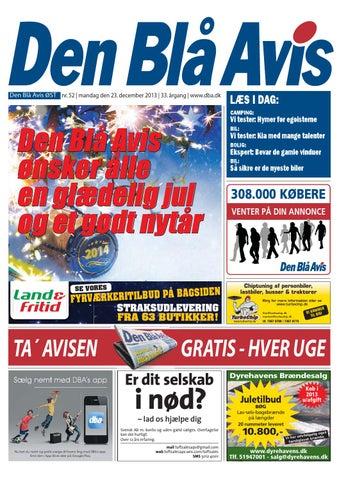 5c5c98e3 Den Blå Avis ØST 52-2013 by Grafik DBA - issuu