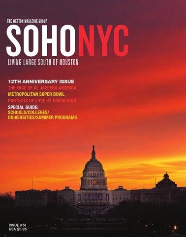 Soho Nyc Issue 51 By Weston Magazine Group