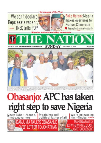 The Nation Dec 22 2013 By The Nation Issuu