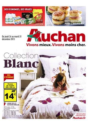 Catalogue Auchan 26 31 12 2013 By Joe Monroe Issuu