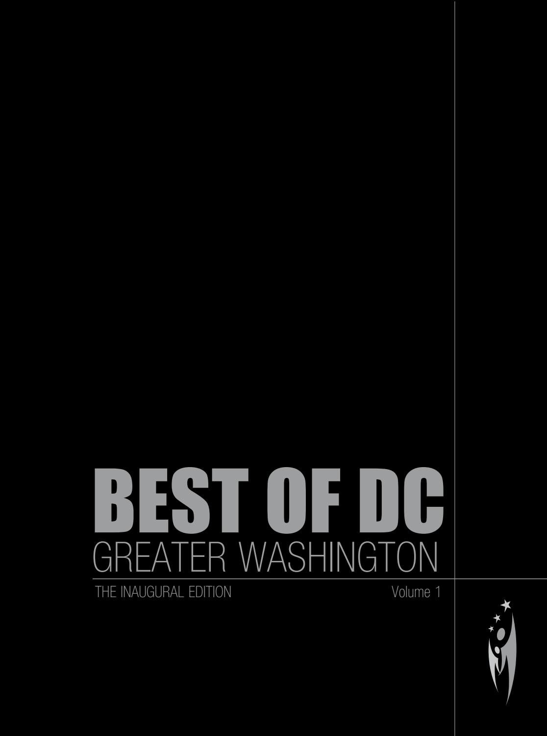 BEST OF DC Greater Washington - Volume 1 by Sven Boermeester - issuu 4a2dcb056