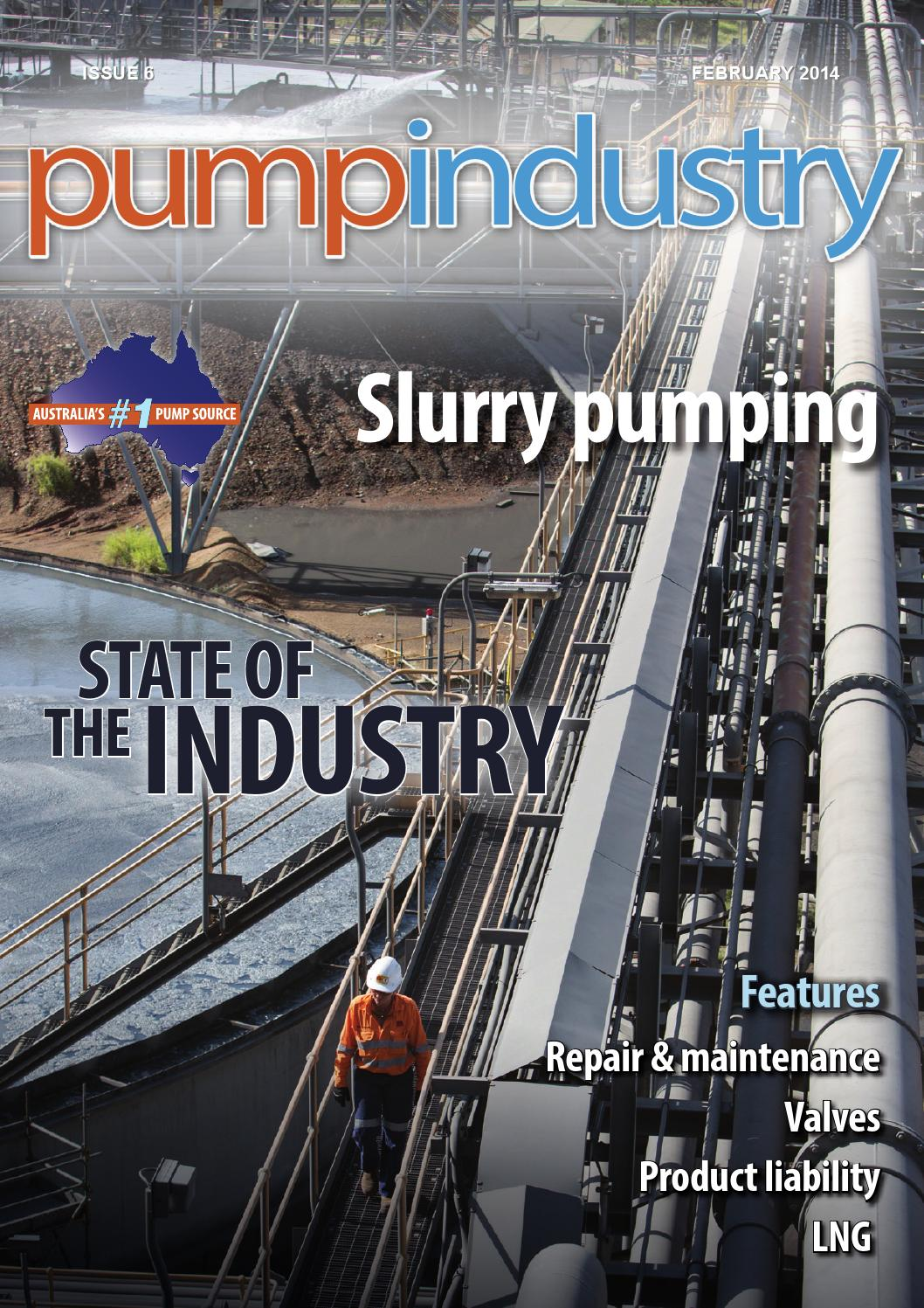 Pump Industry February 2014 by Monkey Media - issuu