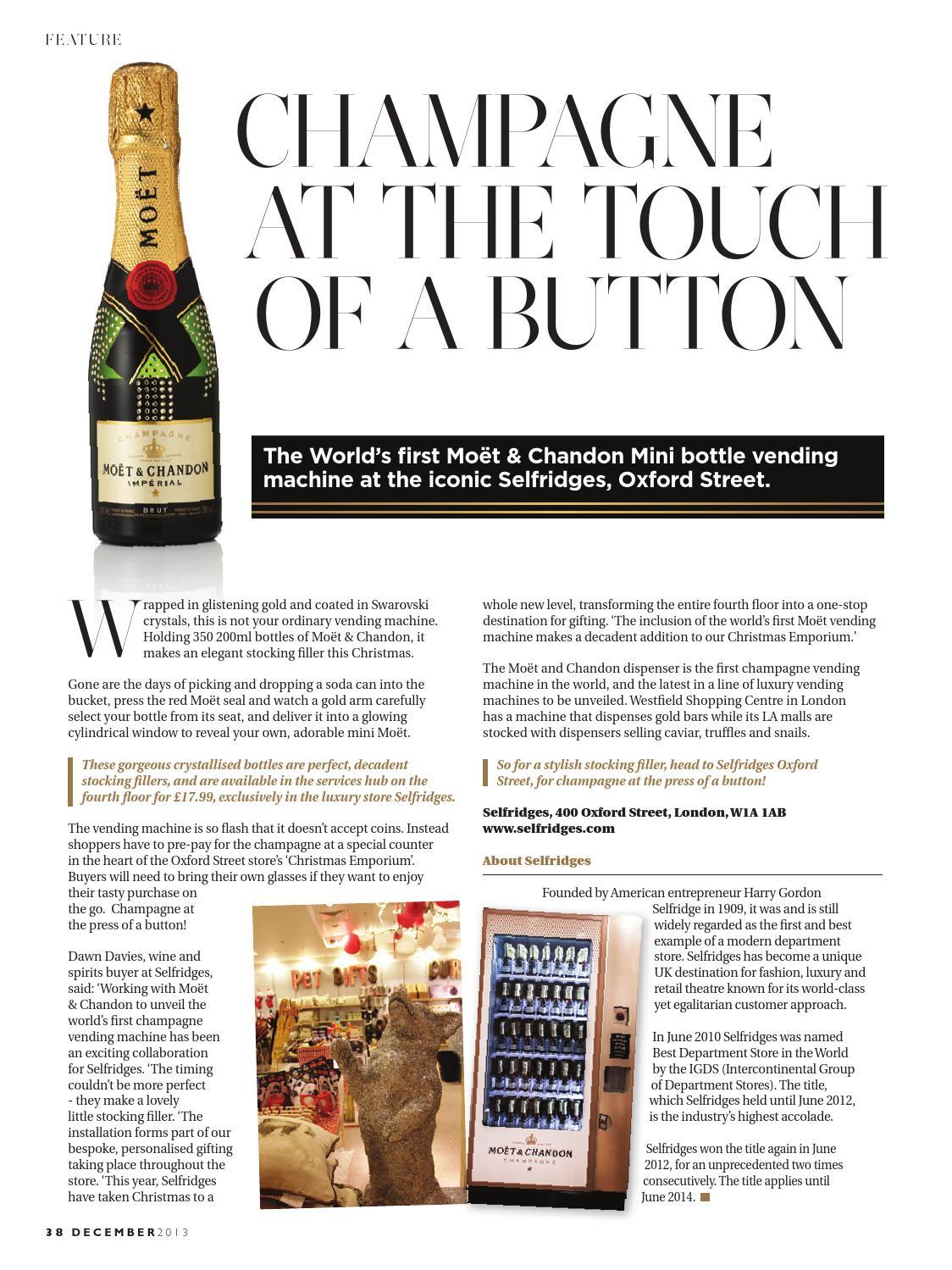 e102a6a6413 Mayfair Life Magazine December 2013 by Fish Media Group Ltd - issuu