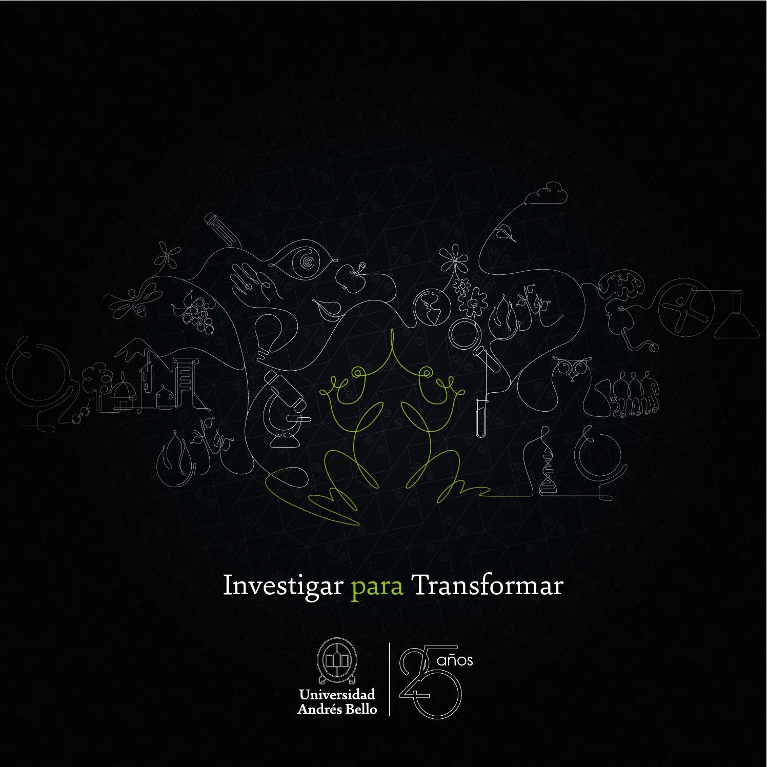 Libro Investigar para Transformar 2013 by Universidad Andres Bello ...