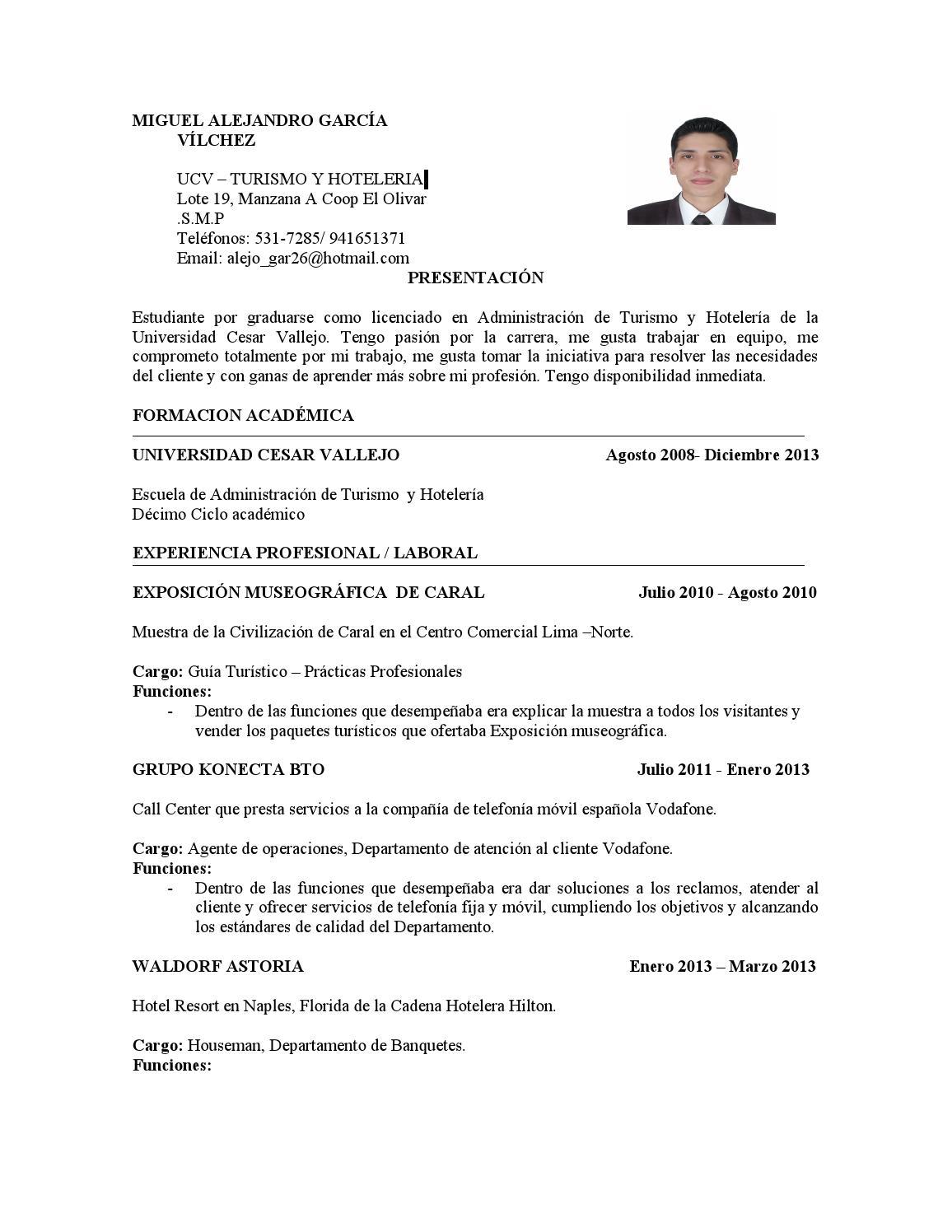Miguel Garcia By Miguel Alejandro Garcia Vilchez Issuu