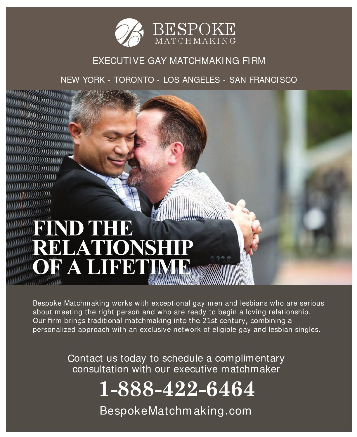 Toronto gay matchmaking