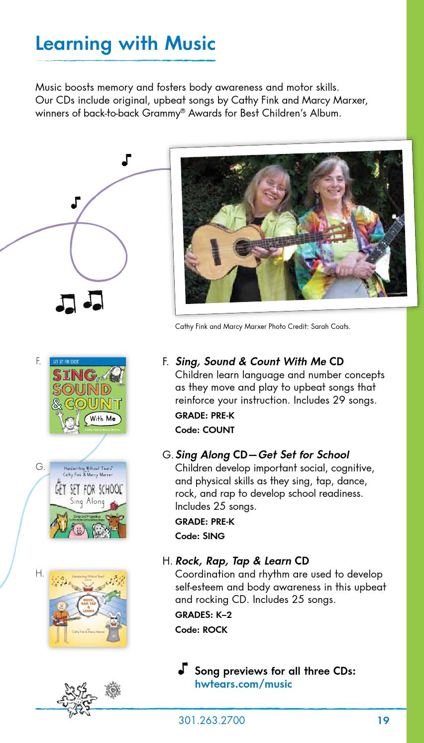 Hwt 2014 winter catalog by Learning Without Tears - issuu