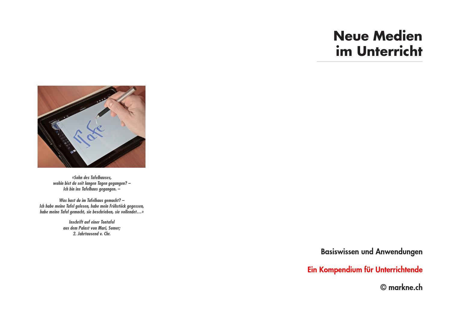 Z medien kompendium by Markus Kneubuehler - issuu