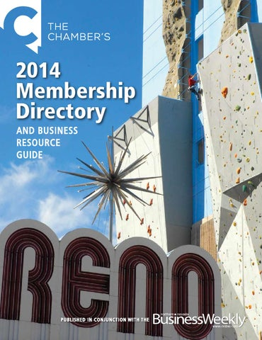 e362652ee7435a The chamber directory 2014 by Northern Nevada Business Weekly - issuu