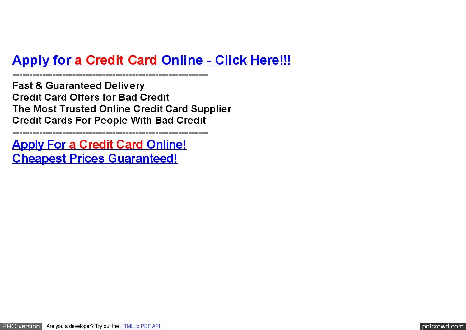 Best Buy Credit Card : Secured Credit Card : Amazon Credit Card lo8b