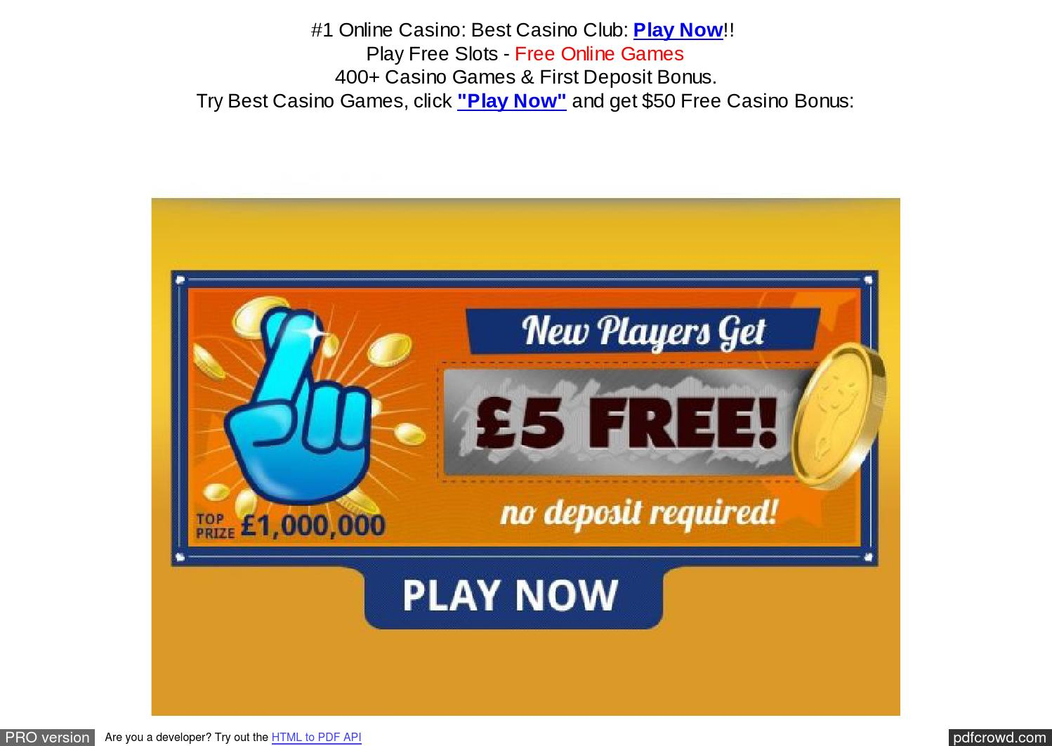 The Best Online Slots & Casinos