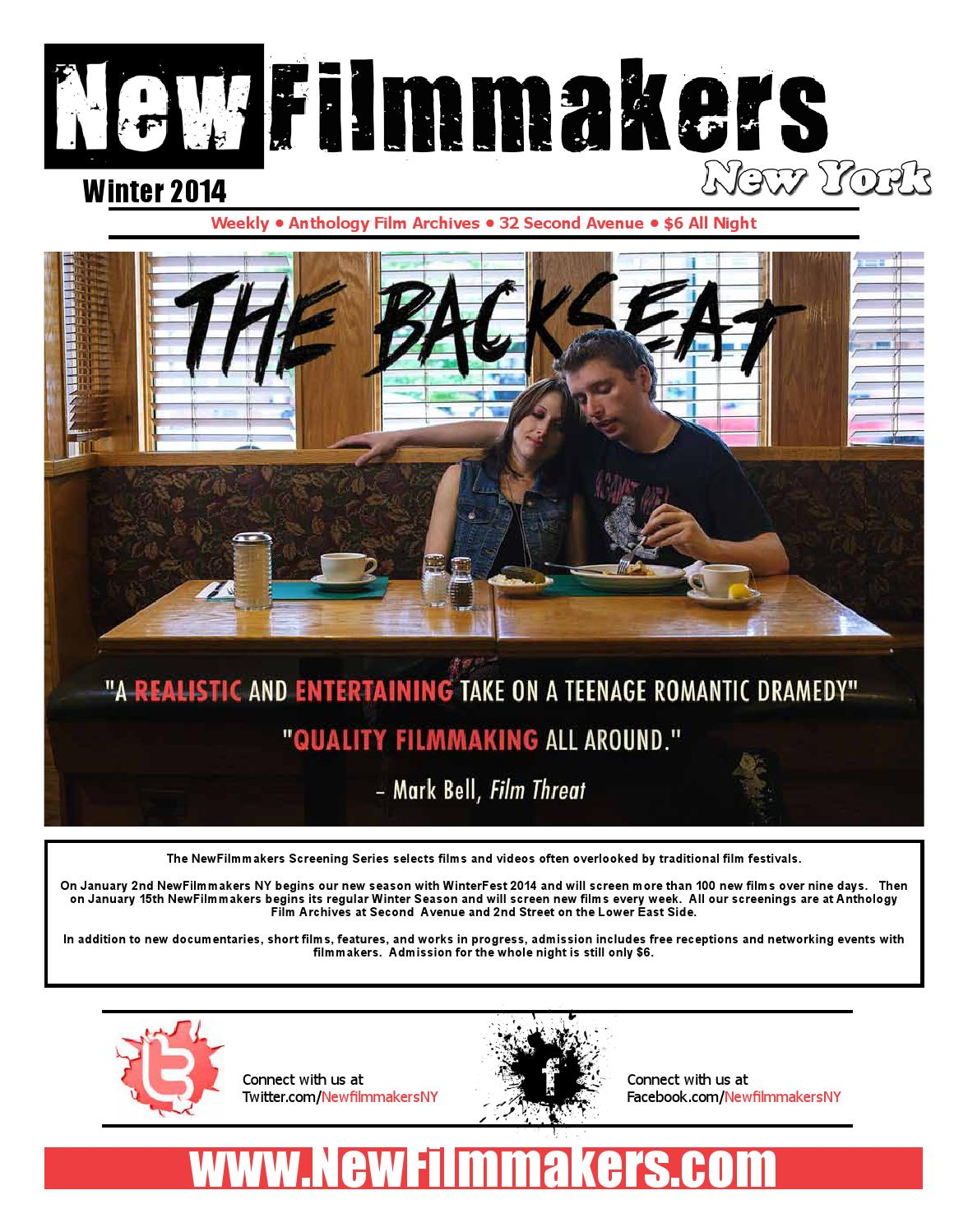 Newfilmmakers Quarterly Winter 2014 By Issuu Breaker Tripping What To Do Now Easley Electric
