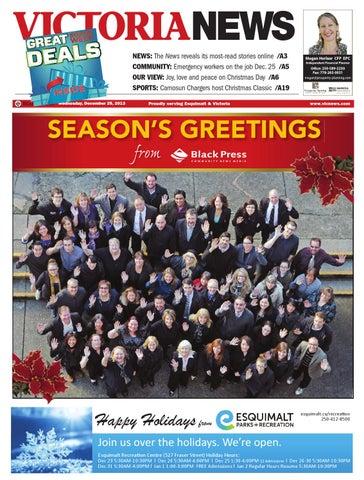 42c2492a Victoria News, December 25, 2013 by Black Press Media Group - issuu