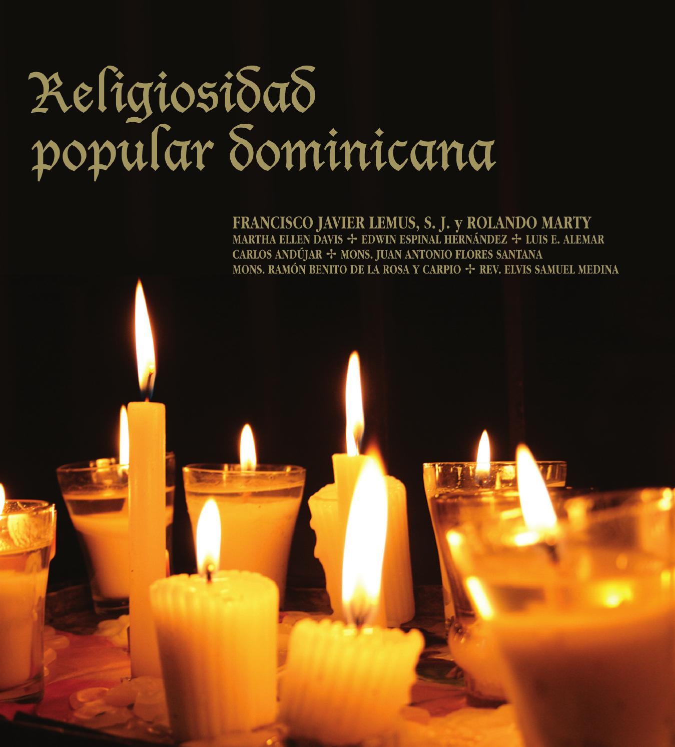Religiosidad Popular Dominicana by Banco Popular Dominicano - issuu 4ee65582ef6