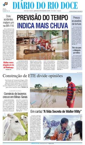 ba71e6640 Diário do Rio Doce - Edição 25/12/2013 by Diário do Rio Doce - issuu