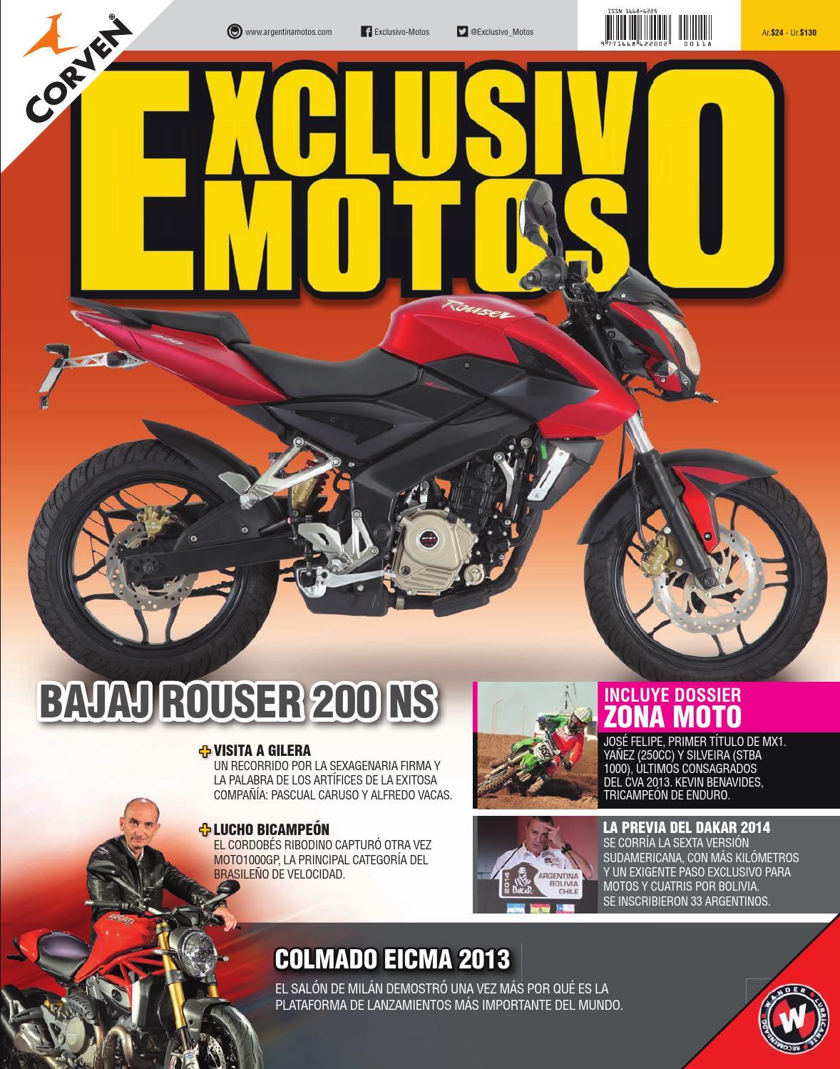 EXM 118 by Exclusivo Motos - issuu 88413706bc8