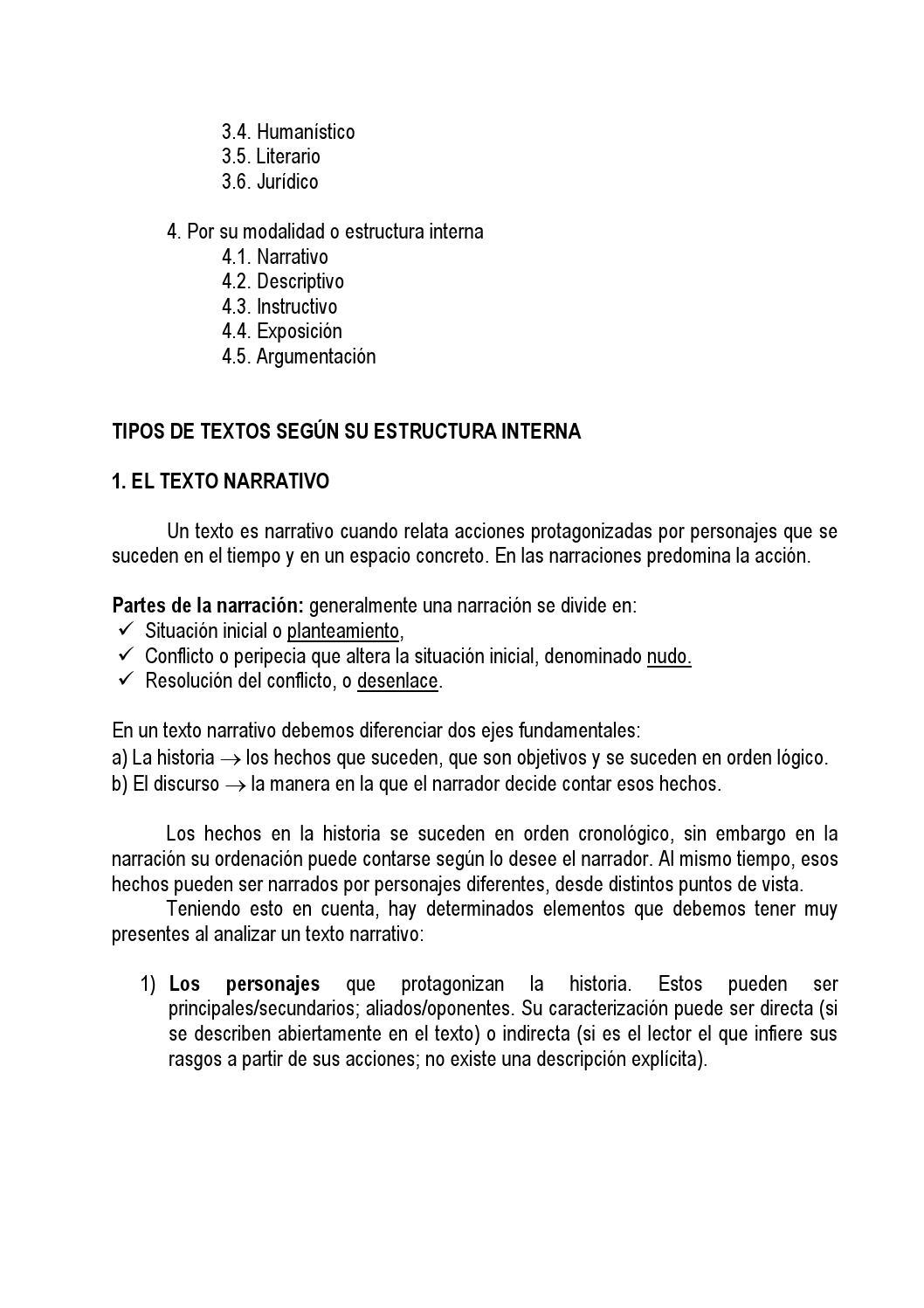 Modulo Tipos De Textos By Iesppjjb Issuu