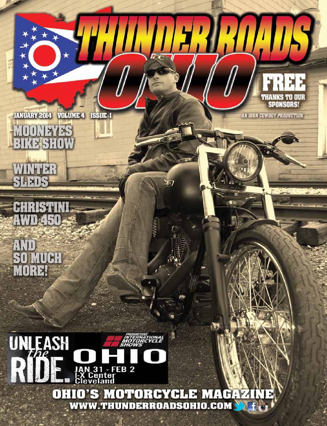 Thunder Roads Ohio January 2014 by Thunder Roads Ohio