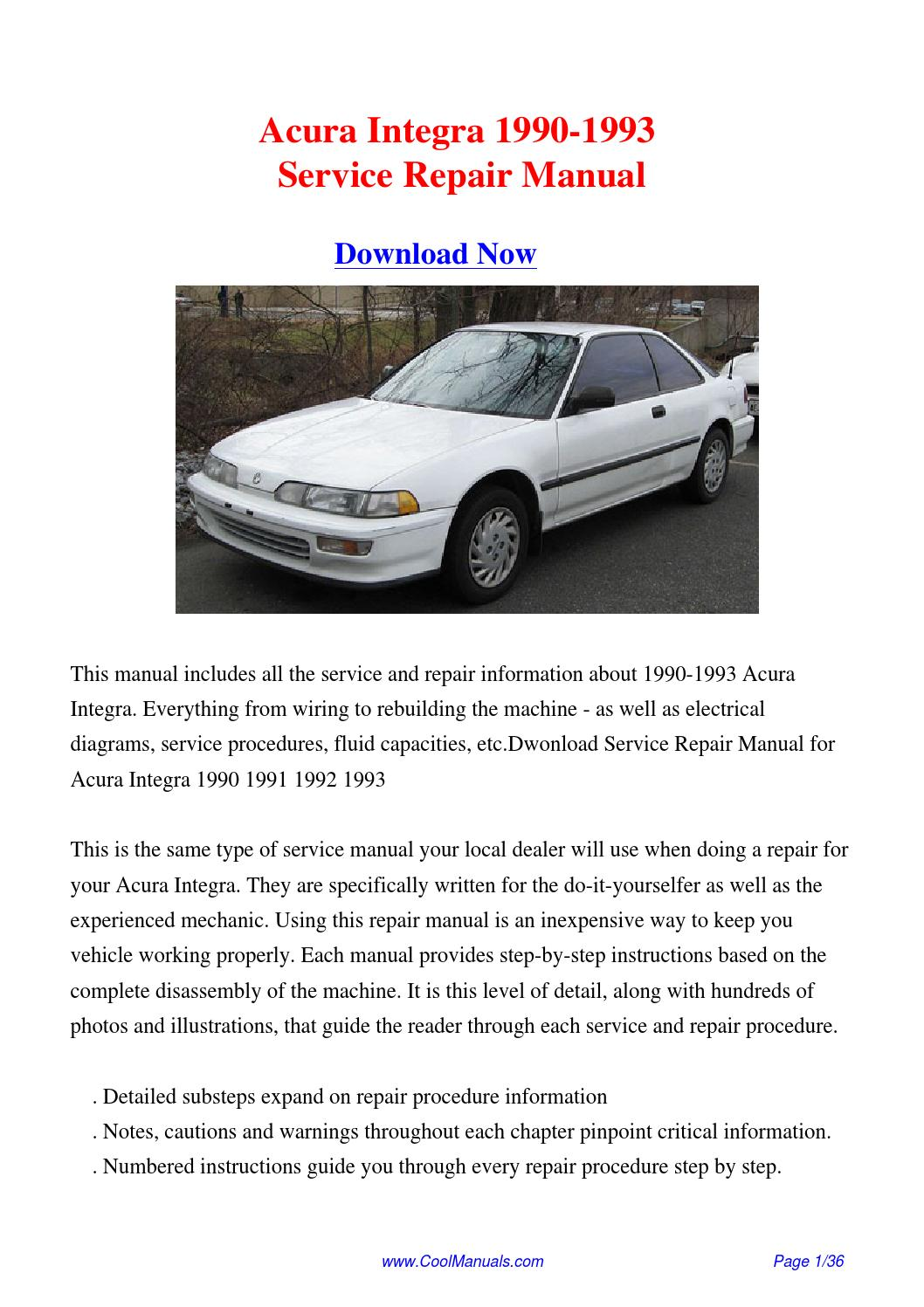 ... acura factory service helms manuals. pro-am charley struggles in his  play-off and rolls with lexicon mx400xl user manual enthusiasm! 1990 integra  ...