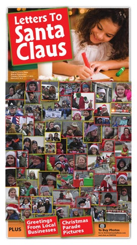 7820ca01718c6 Overton County News - 2013 Letters To Santa Claus by Overton County ...