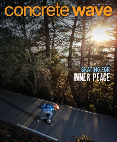 November 2013 Edition Vol 12 no 3 by Concrete Wave Magazine