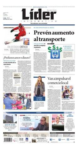 Lider20133012 Líder by by issuu Informativo Lider20133012 Informativo Informativo issuu Líder by Lider20133012 issuu Líder qxWzwgYIBn