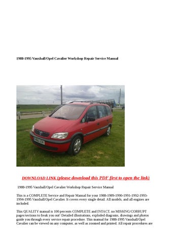 opel astra 1995 service manual free download free download rh timothyburkhart com opel astra 1995 service manual Opel Astra 1997