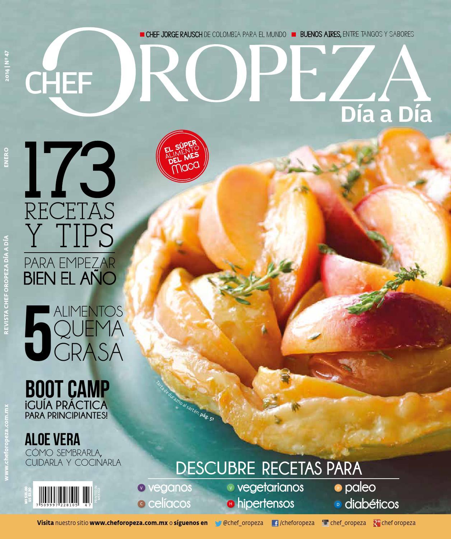 No.47 Enero 2014 by Chef Oropeza - issuu