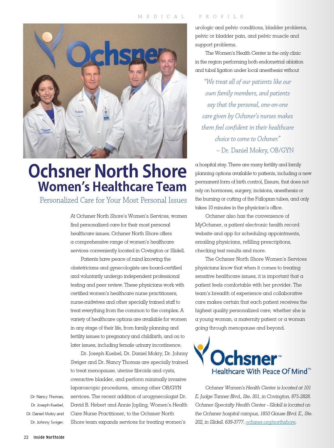 Innovating Healthcare Ochsner Health