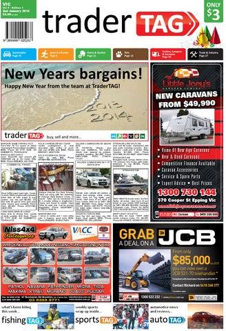 reputable site f17b6 e5f9c TraderTAG Victoria - Edition 1 - 2014 by TraderTAG Design - issuu
