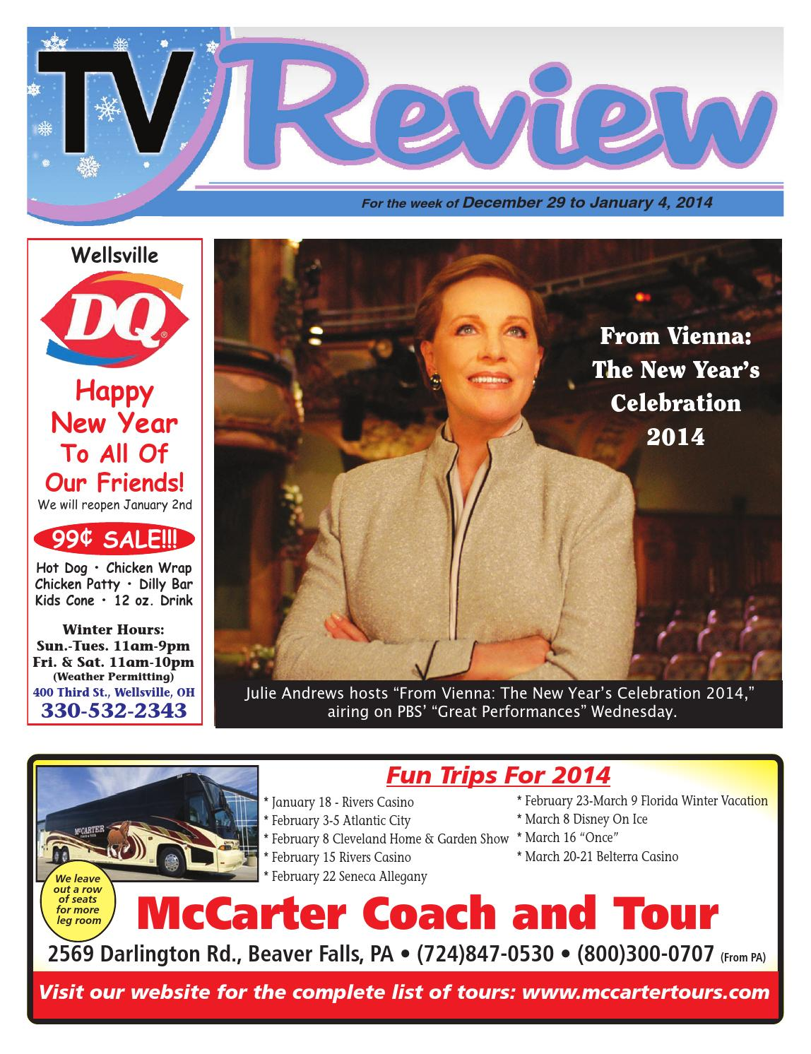 TV Review 12-29-13 by East Liverpool Review - issuu c4f40ffc3604