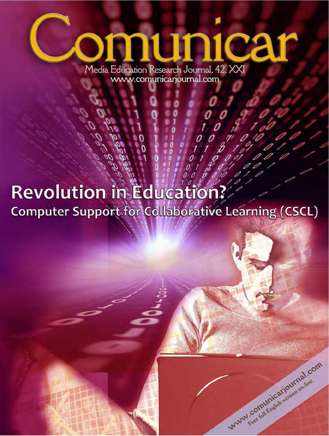 Revolution in Education  Computer Support for Collaborative Learning (CSCL)  by Revista Comunicar - issuu 0ef1c9f1de377