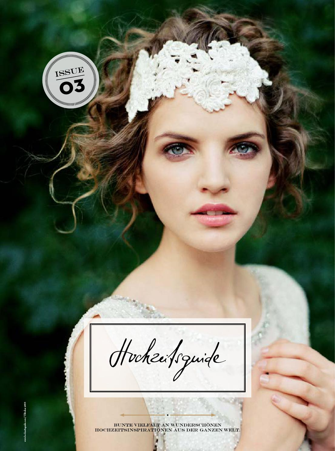 Hochzeitsguide Nr.3 by Hochzeitsguide - Issuu