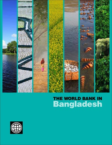 The World Bank In Bangladesh By World Bank Publications Issuu
