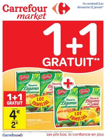 Catalogue Carrefour Market 3 12012014 By Joe Monroe Issuu