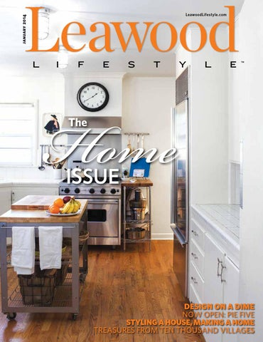 Leawood lifestyle january 2014