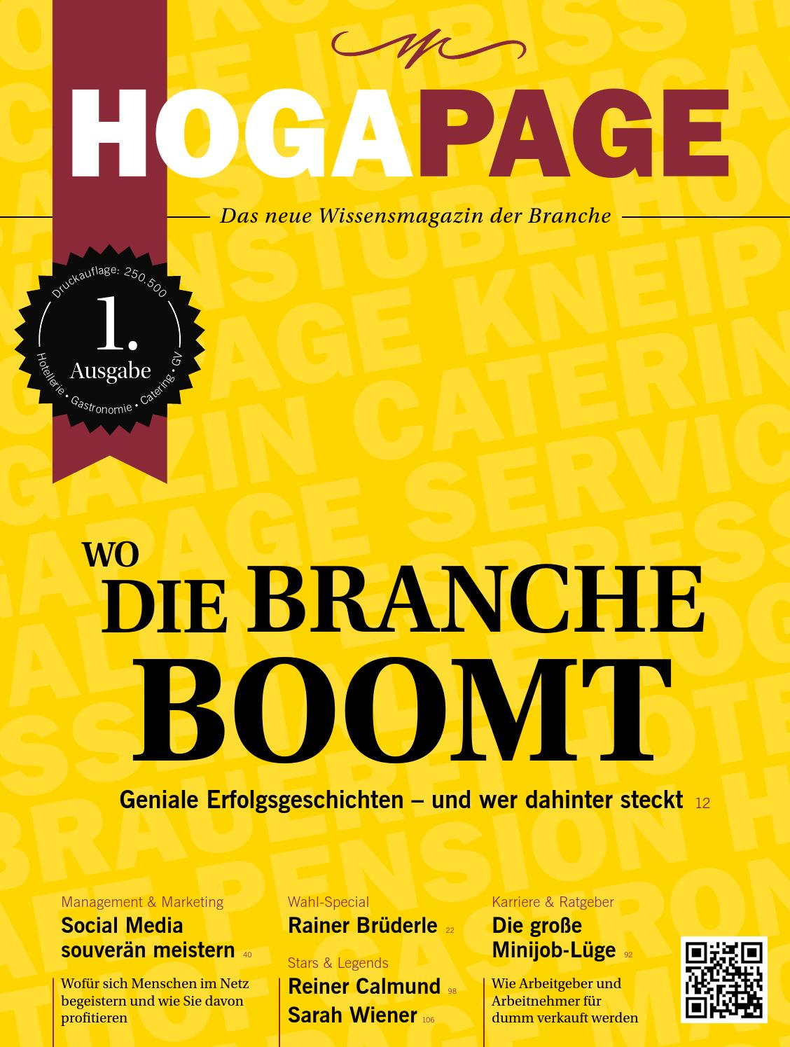 Hogapage Magazin By Marketing Media Creativity You Name It Issuu