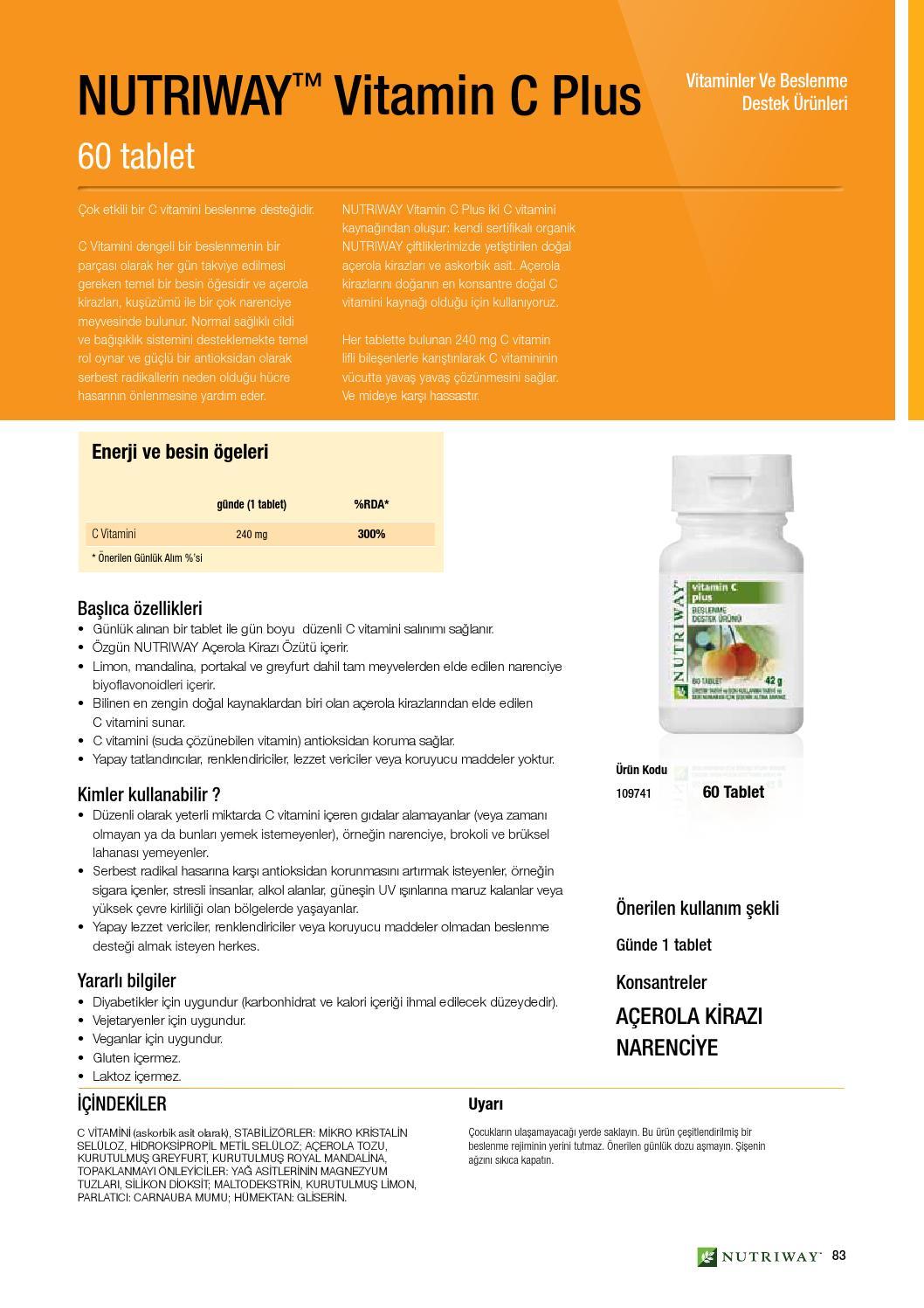 Antioksidan Vitaminler ve Kaynakları