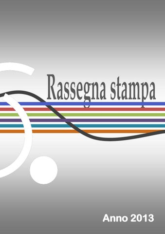 3cffbfb5dfc615 Rassegna stampa 2013 by apsppergine apsppergine - issuu