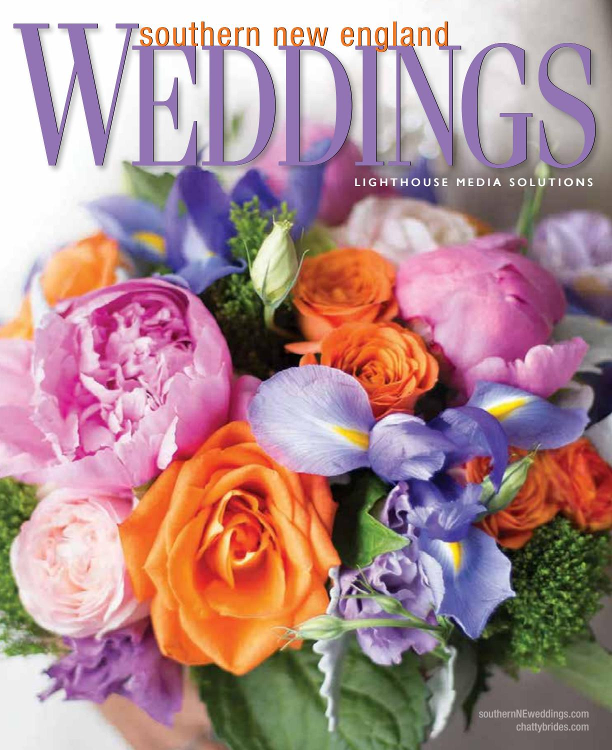Southern New England Weddings 2014 By Formerly Lighthouse Media