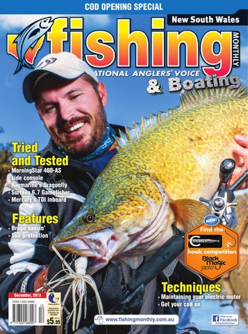 481aac2a09 New South Wales Fishing Monthly - December 2013 by Fishing Monthly ...