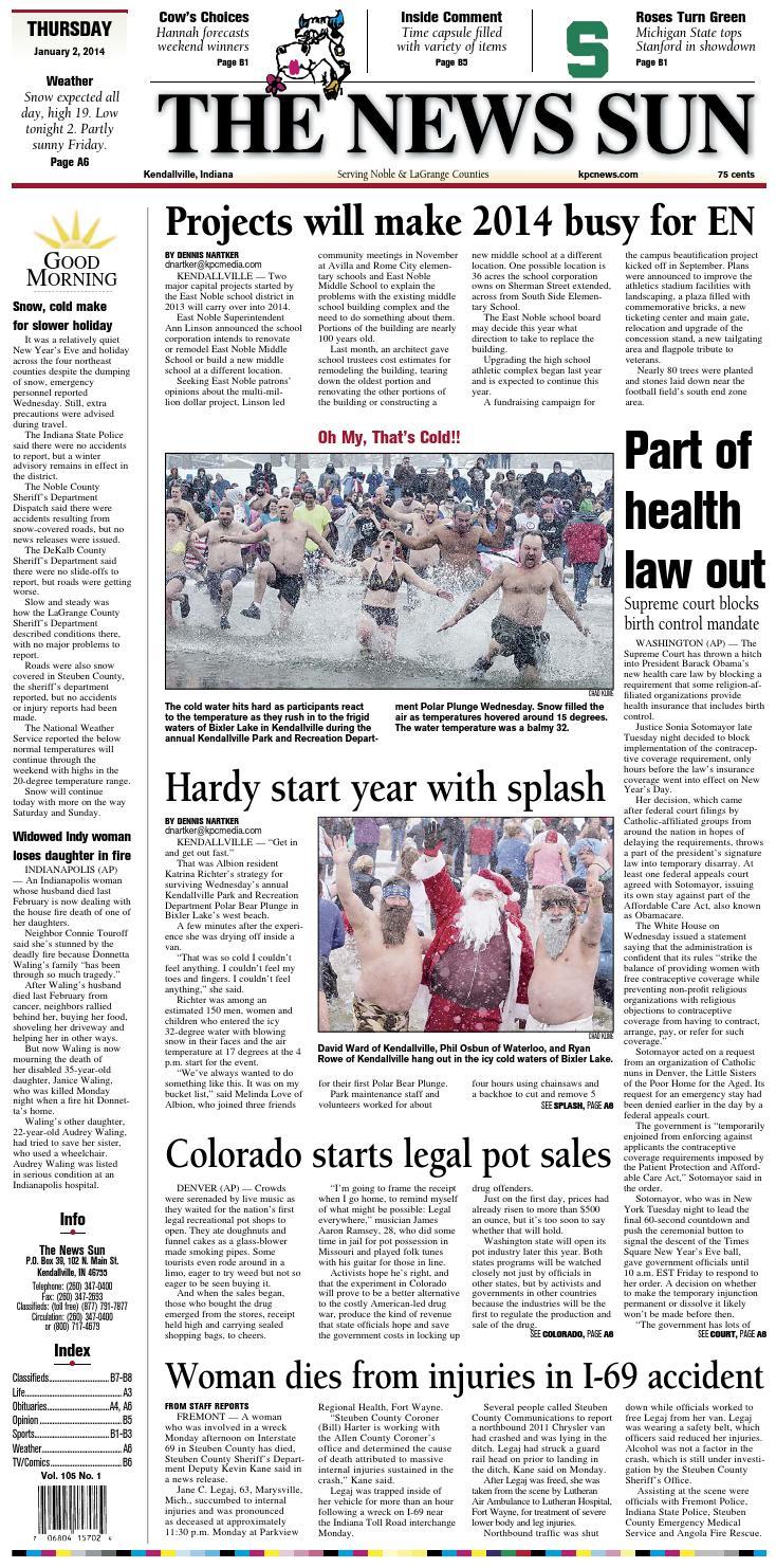 The News Sun – January 2 e214741717d